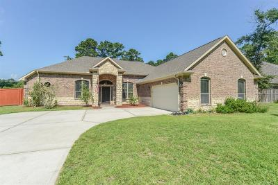 Magnolia Single Family Home For Sale: 319 Weisinger Drive