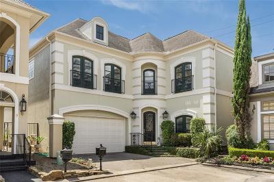 Houston Single Family Home For Sale: 11 Homewood Row Lane
