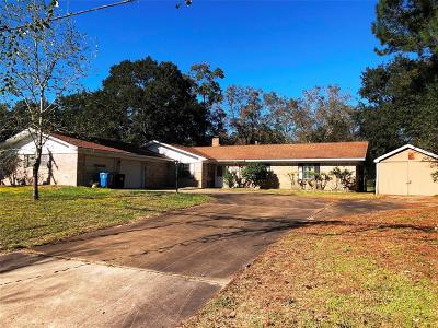 Austin County Single Family Home For Sale: 206 E Wolf Street