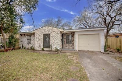 Texas City Single Family Home For Sale: 1517 2nd Avenue N
