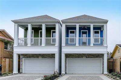 Houston Single Family Home For Sale: 518 Peden Street