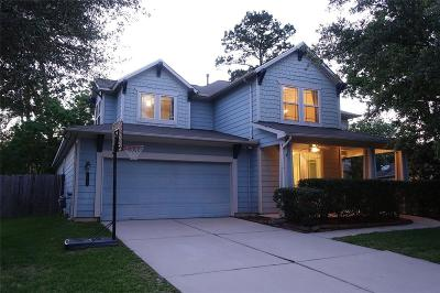 Spring Single Family Home For Sale: 19219 Tall Tree Trail