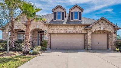 Katy Single Family Home For Sale: 6623 Lavender Bend