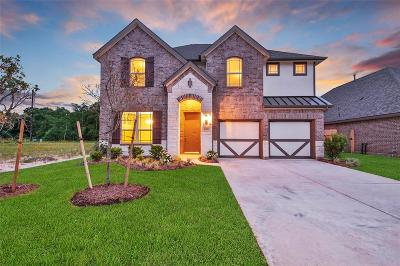 Katy Single Family Home For Sale: 6911 Nortchester Drive