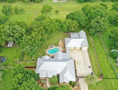 Friendswood Single Family Home For Sale: 2904 Mandale Road
