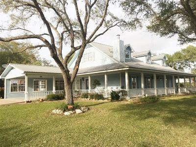 Lavaca County Single Family Home For Sale: 1508 Fm 318