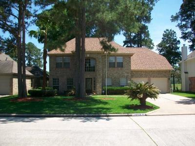 Humble Single Family Home For Sale: 8418 Malardcrest Drive