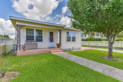 Galveston Single Family Home For Sale: 5802 Avenue S 1/2 Avenue