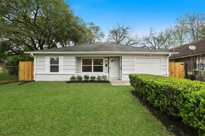Single Family Home For Sale: 1225 Neyland Street