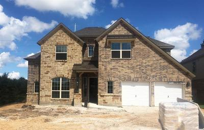Manvel Single Family Home For Sale: 3421 Flagstone Drive