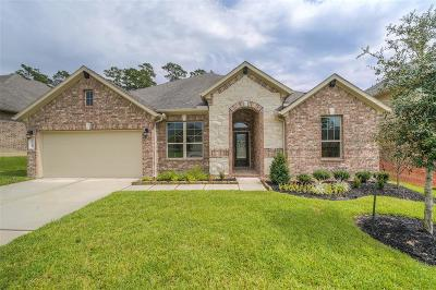 Conroe TX Single Family Home For Sale: $331,840