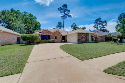 Humble Single Family Home For Sale: 18714 Timbers Trace Drive