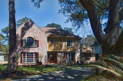 Spring Single Family Home For Sale: 17738 Theiss Mail Route Road