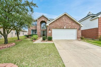 Tomball Single Family Home For Sale: 12726 Carriage Glen Drive