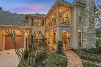 Spring Single Family Home For Sale: 114 E Fairbranch Circle