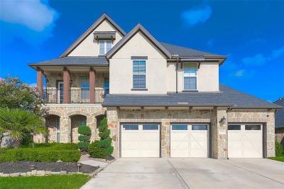 Rosenberg Single Family Home For Sale: 7419 Summer Night Lane