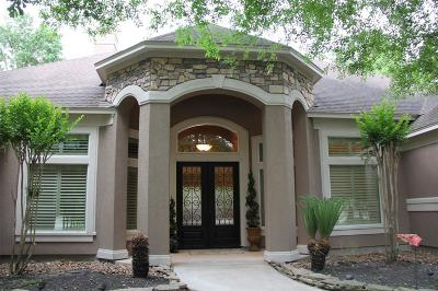 Tomball Single Family Home For Sale: 22902 Timberlake Creek Road