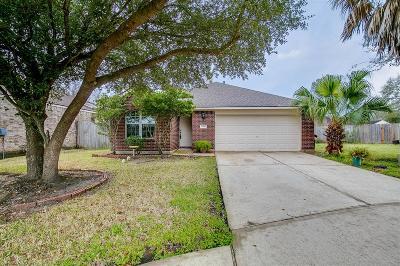 League City TX Single Family Home For Sale: $154,900