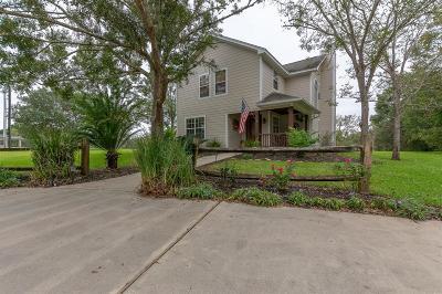 Brazoria Single Family Home For Sale: 3010 County Road 417