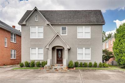 River Oaks Multi Family Home For Sale: 2510 Kingston Street
