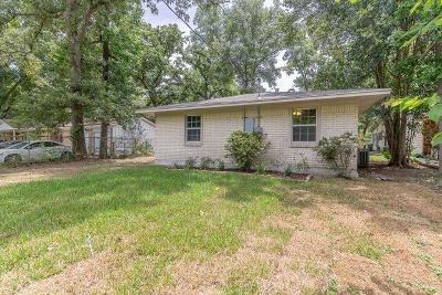 Willis Single Family Home For Sale: 14943 Burnett Lane