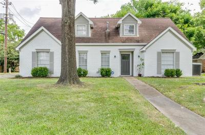 Houston Single Family Home For Sale: 9938 Emnora Lane