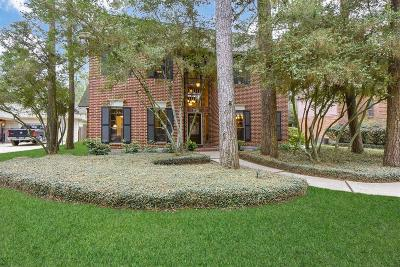 The Woodlands Single Family Home For Sale: 29 Tanager Trail
