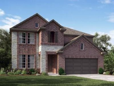 Katy TX Single Family Home For Sale: $371,995