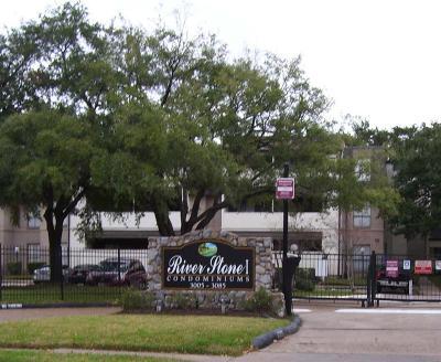 Houston Condo/Townhouse For Sale: 3055 Walnut Bend Lane #14