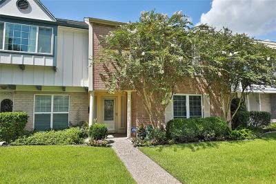 Houston TX Condo/Townhouse For Sale: $209,000