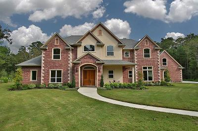 Magnolia Single Family Home For Sale: 36702 Deer Valley