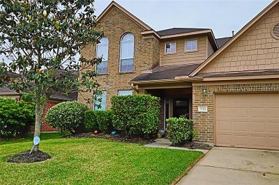 Spring Single Family Home For Sale: 22311 Spring Crossing Drive