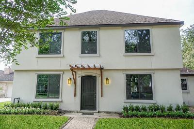Houston Single Family Home For Sale: 14223 Burgoyne Road