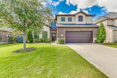 Riverstone Single Family Home For Sale: 4611 Morning Cloud Lane