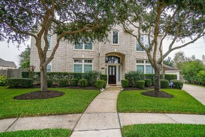 Sugar Land Single Family Home For Sale: 6139 Baron Hill Lane