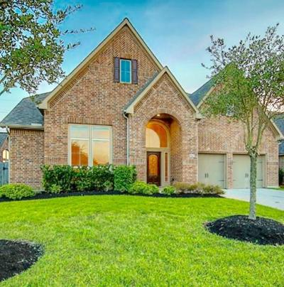 Shadow Creek Ranch Single Family Home For Sale: 13706 Mooring Pointe Drive