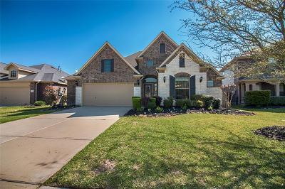 League City Single Family Home For Sale: 4723 La Escalona Drive