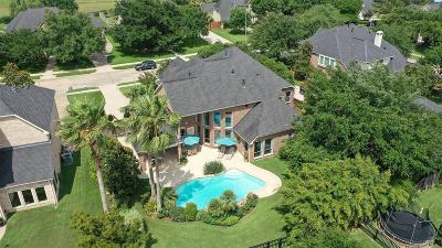 Katy Single Family Home For Sale: 22007 Lapis Creek Lane