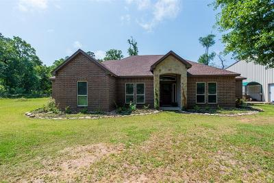 Waller Single Family Home For Sale: 30131 Riley Road