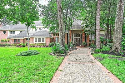 Single Family Home For Sale: 15410 Brandonwood Court