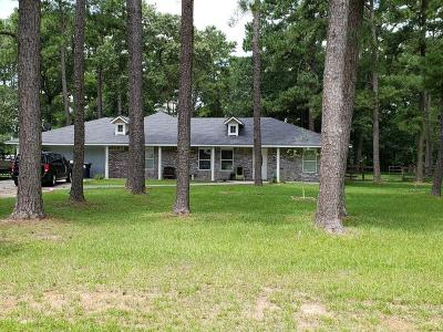 Magnolia Single Family Home For Sale: 31715 Pine Crossing