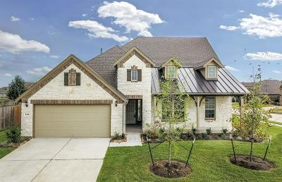 Katy Single Family Home For Sale: 5111 Splendid Circle Circle