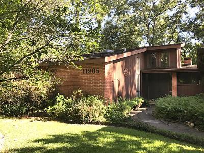 Harris County Single Family Home For Sale: 11905 Knippwood Lane