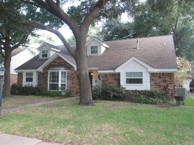 Houston Single Family Home For Sale: 1044 Martin Street