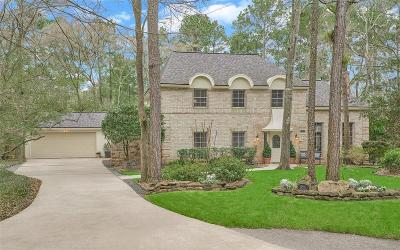 The Woodlands Single Family Home For Sale: 10911 Sweetspire Place