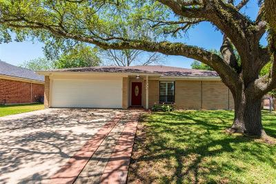 Houston Single Family Home For Sale: 5838 Silver Forest Drive