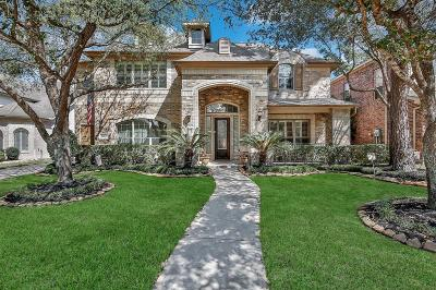 Cypress Single Family Home For Sale: 16022 Mustang Glen Lane