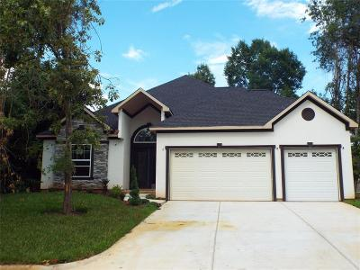 Montgomery Single Family Home For Sale: 3366 Masters Drive