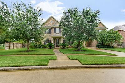 Katy Single Family Home For Sale: 26322 Cresent Cove Lane