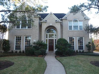 Pearland Single Family Home For Sale: 3014 Brookview Drive